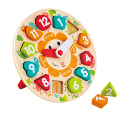 Chunky Clock Puzzle