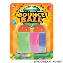 Make Your Own Bounce Ball
