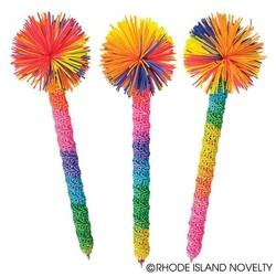"7"" Rainbow Hedge Pen Assorted Styles"