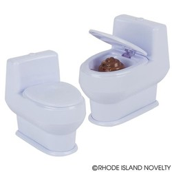 "4"" Squirt Toilet"