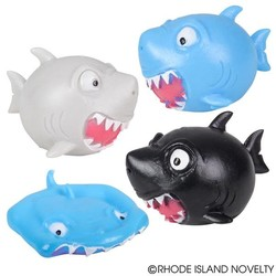"3.25"" Splat Shark Assorted Styles"