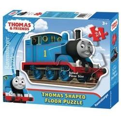 Thomas the Train Thomas the Tank Engine - 24 Piece Floor Puzzle Shaped