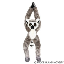 "18"" Heirloom Hanging Ring Tailed Lemur"