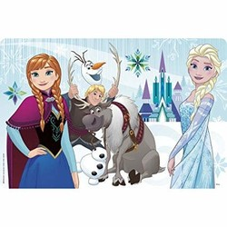 "Frozen 17.75"" Placemat"