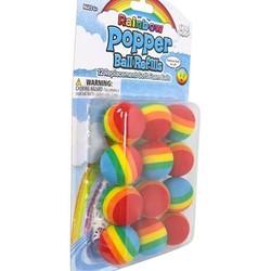 Power Popper Refills - Rainbow