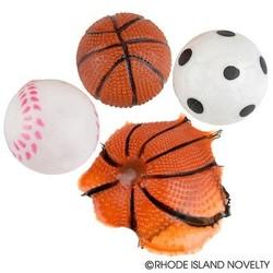 "2.5"" Sticky Splat Sports Balls"
