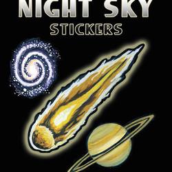 Glow-in-the-Dark Night Sky Stickers
