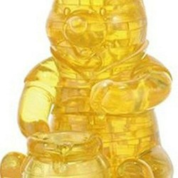 3D Licensed Crystal Puzzle - Winnie the Pooh