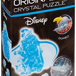 3D Licensed Crystal Puzzle - Dumbo