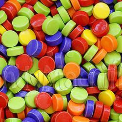 Pucker Ups Candy - 25.40 lb. Box