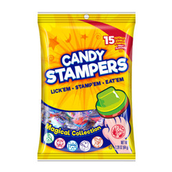 Candy Stampers Magical Collection - 2.27 oz. Peg Bag