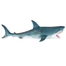 Soft Great White Shark - Medium