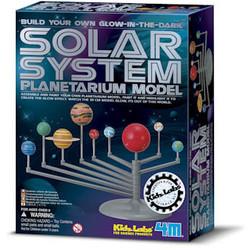 4M Solar System Planetarium Model