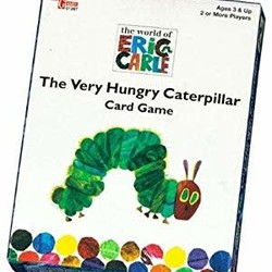 Eric Carle The Very Hungry Caterpillar Card Game