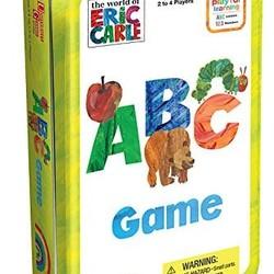 The World of Eric Carle ABC Game Tin