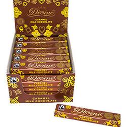1.4 oz. Caramel Milk Chocolate Snack Bar