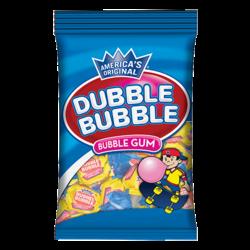 Dubble Bubble Original Twist 4.5 oz. Peg Bag