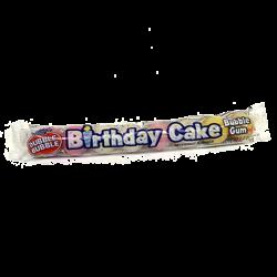 Dubble Bubble Birthday Cake 8 Ball Tube