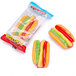 E Frutti Gummi Hot Dog - Changemaker