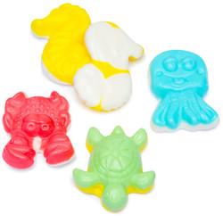 E Frutti Gummi Sea Creatures - Changemaker
