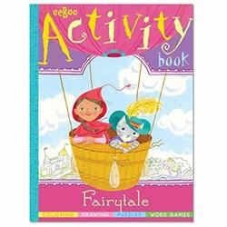 Activity Books Asst