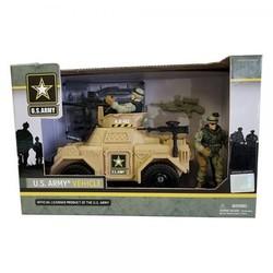 U.S. Army Vehicle Green Playset