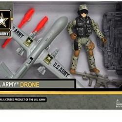 U.S. Army Drone Playset