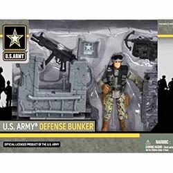 U.S. Army Defense Bunker