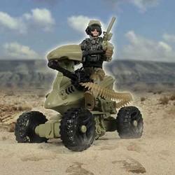 U.S. Army Heavy Mobile Weapon 4 Wheeler