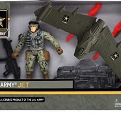 U.S. Army Jet Playset