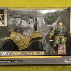 U.S. Army Assault 4 Wheeler