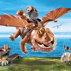 Dragons - Fishlegs and Meatlug