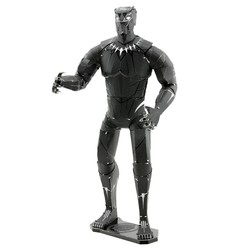 Metal Earth - Marvel Avengers - Black Panther