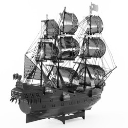 Metal Earth - Ships - Black Pearl Ship