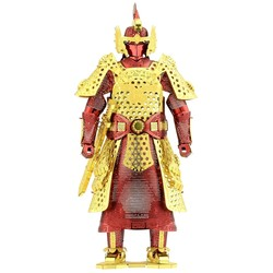 Metal Earth - Armor Series - Chinese Ming Armor - COLOR