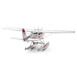 Metal Earth - Aviation - Cessna 182 Floatplane