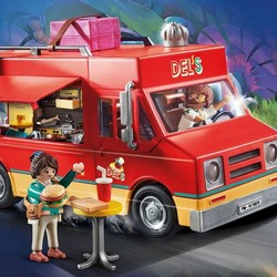 Playmobil The Movie - Del's Food Truck