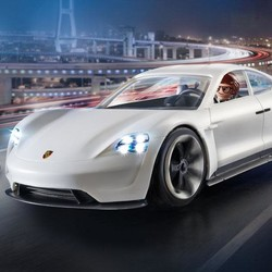 Playmobil The Movie - Rex Dasher's Porsche Mission E