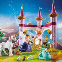 Playmobil The Movie - Marla in the Fairytale Castle