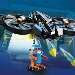 Playmobil The Movie - Robotitron with Drone