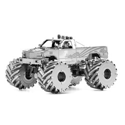 Metal Earth - Vehicles - Monster Truck