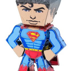 Metal Earth Legends - Justice League - Superman