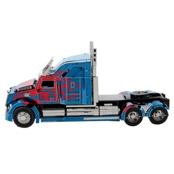 Metal Earth Iconx - Transformers - Optimus Prime Western Star 5700 Truck