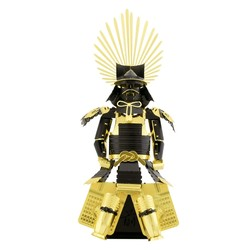 Metal Earth - Armor Series - Japanese Toyotomi Armor - COLOR