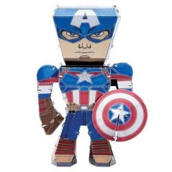 Metal Earth Legends - Marvel - Captain America