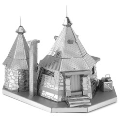 Metal Earth - Harry Potter - Rubeus Hagrid Hut