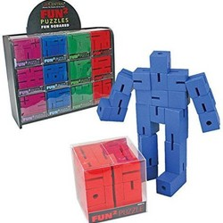 Fun Squared Puzzle Assortment