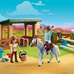 Spirit - Riding Arena with Lucky & Javier