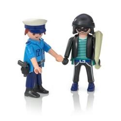 Policeman and Burglar
