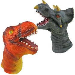 Large Dinosaur Hand Puppets
